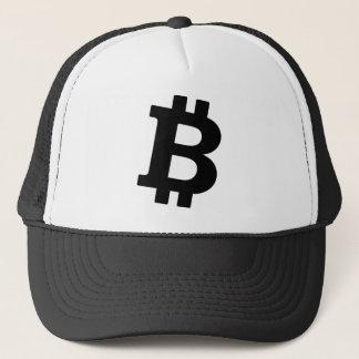 Bitcoinのロゴ キャップ