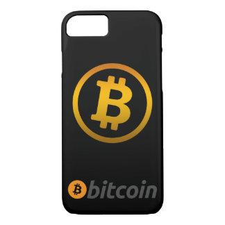 Bitcoinのロゴ iPhone 8/7ケース