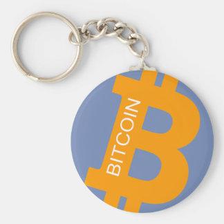 BitcoinのロゴKeychain キーホルダー