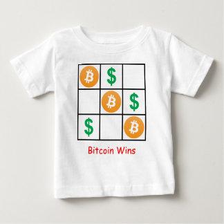 Bitcoinの勝利 ベビーTシャツ