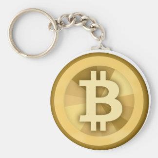 BITCOINの匿名のお金のDIGITALの通貨BTC キーホルダー