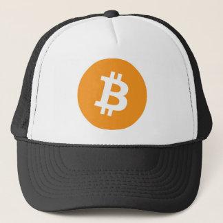 Bitcoinの帽子 キャップ
