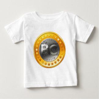 Bitcoinの恋人 ベビーTシャツ