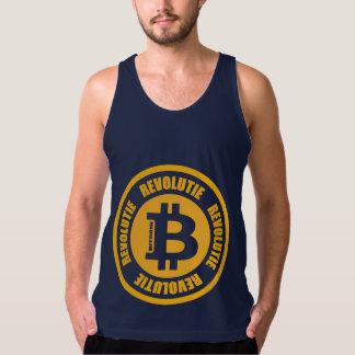 Bitcoinの改革(オランダ語版) タンクトップ