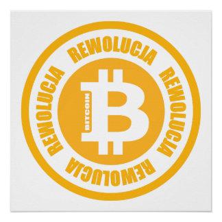Bitcoinの改革(ポーランド版) ポスター