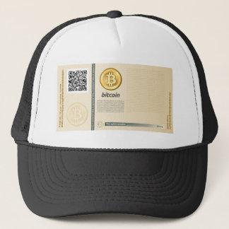 Bitcoinの札入れ キャップ