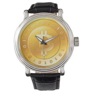 Bitcoinの腕時計 腕時計