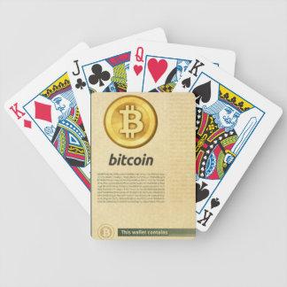 Bitcoinの銀行券seasoned.png バイスクルトランプ