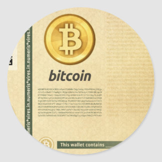 Bitcoinの銀行券seasoned.png ラウンドシール