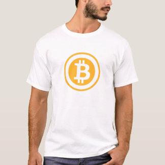 BitCoinのTシャツの常連 Tシャツ