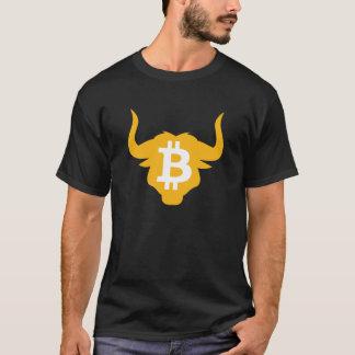 Bitcoin買方相場のブロック・チェーンのCyrptoのワイシャツ Tシャツ