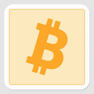 Bitcoin スクエアシール