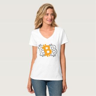 Bitcoin -デジタル時代のための事実上の通貨 tシャツ