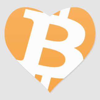Bitcoin ハートシール