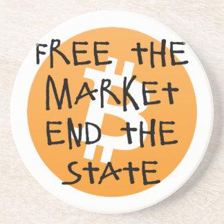 Bitcoin -市場の端を州解放して下さい コースター