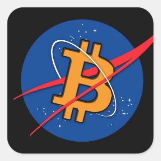 Bitcoin: 月に スクエアシール