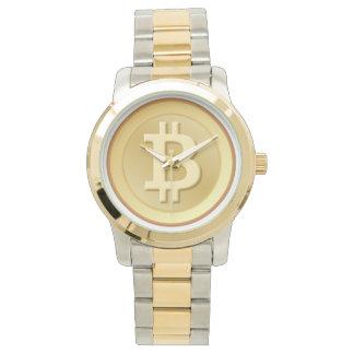 Bitcoin 腕時計