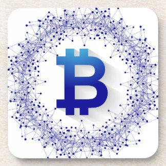 Bitcoin 5 コースター