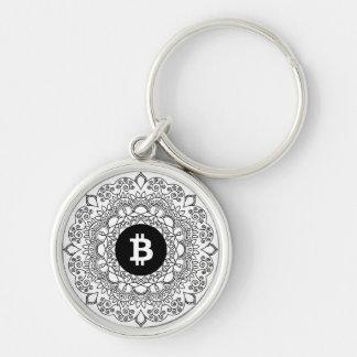 BITCOIN/HENNA-Keychain キーホルダー