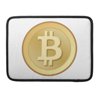 Bitcoin MacBook Proスリーブ