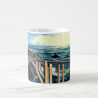 Bixbyの入り江橋 コーヒーマグカップ