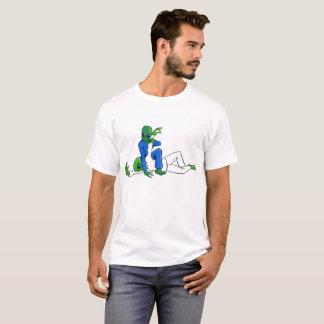 BJJのエイリアン Tシャツ