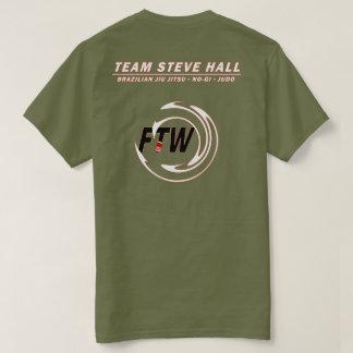 BJJのワイシャツに勝つメンズ戦い Tシャツ