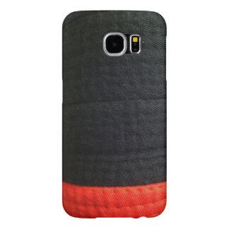 BJJの黒帯の電話箱のSamsungの銀河系S6 Samsung Galaxy S6 ケース