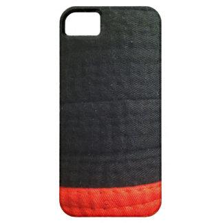 BJJの黒帯のiPhone/iPadの場合 iPhone SE/5/5s ケース