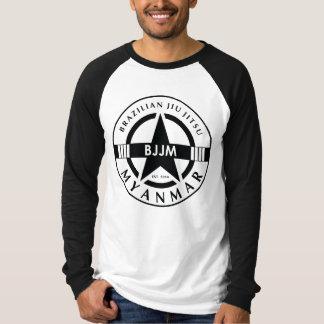 BJJミャンマー Tシャツ