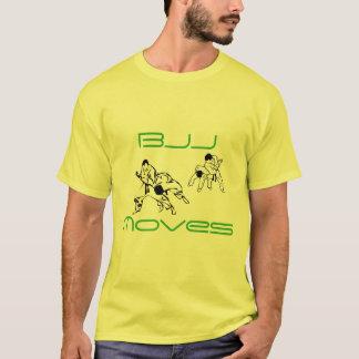 BJJ移動 Tシャツ