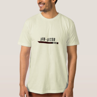 bjj茶色ベルトのワイシャツ tシャツ
