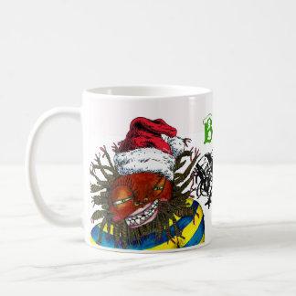 BKXmas コーヒーマグカップ