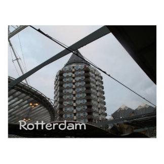 Blaak、ロッテルダム ポストカード