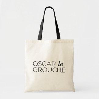 blackオスカーle Grouche トートバッグ