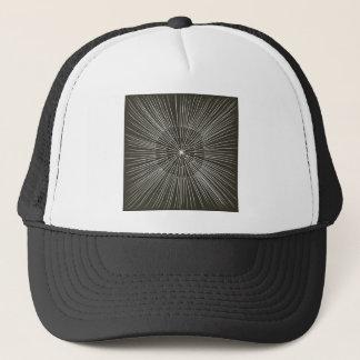 Black Hat会議の白い脈動の打撃 キャップ