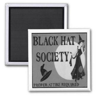 Black Hat会議の社会の磁石 マグネット