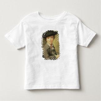Black Hat会議、18世紀の若いdraughtsman トドラーTシャツ