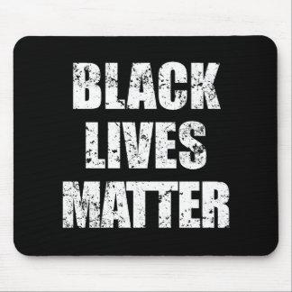 Black Lives Matter Mouse pad desk gift マウスパッド