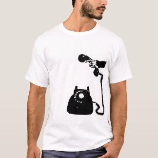 BLACK TELEPHONE Tシャツ