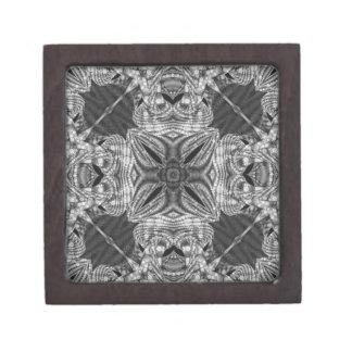 Black&Whiteの抽象芸術 ギフトボックス
