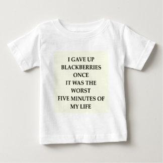 BLACKBERRY.jpg ベビーTシャツ