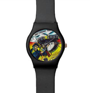 Blackhawkの漫画本 腕時計