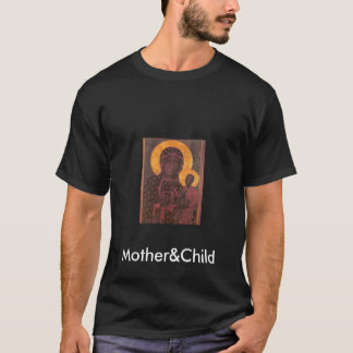 blackmaddonnawpe16、Mother&Child Tシャツ