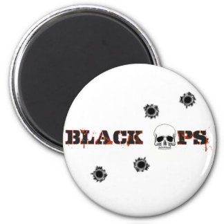 BlackOpsのスカルの打撃 マグネット