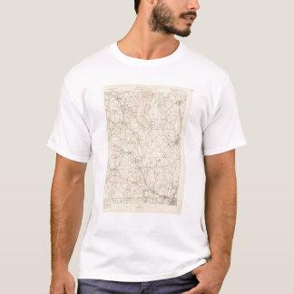 Blackstone、マサチューセッツ Tシャツ