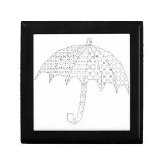 blackworkの傘 ギフトボックス