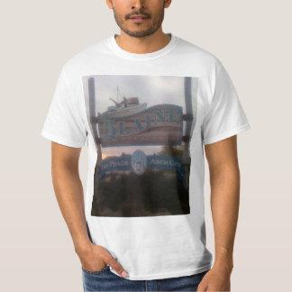BlaineはTシャツに署名します Tシャツ