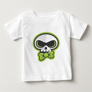 Blaine K Skullyの服装を示すこと ベビーTシャツ