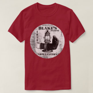 Blakesのパテントの腕のランタンのワイシャツ Tシャツ